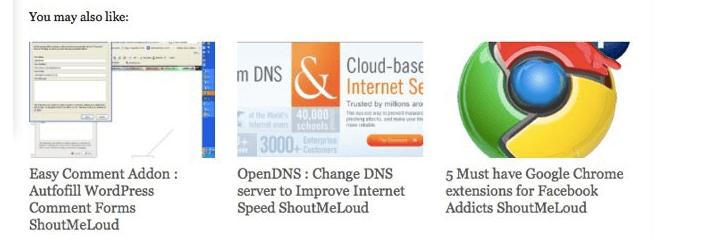 Plugins y formas de mostrar artículos relacionados en tu blog