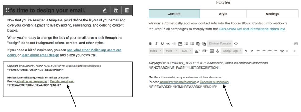 Cómo y dónde insertar los avisos legales en tu web (Plugins).