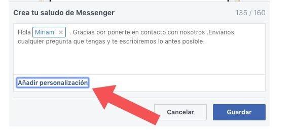 Cómo añadir respuestas automatizadas en facebook