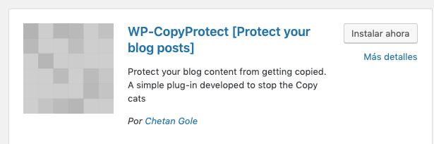 Cómo evitar que copien el contenido de tu web
