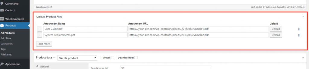 Inserta un PDF en la descripción de tu producto de Woocommerce