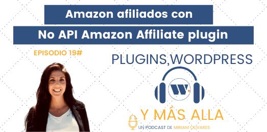 No API Amazon Affiliate plugin