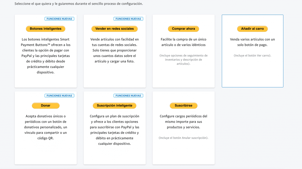 aceptar pagos con paypal sin plugin en tu web